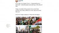 Zarif: Irak halkı soytarı ve küstah Pompeo'ya gerekli cevabı vermiştir
