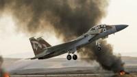 Siyonist Rejime Ait Askeri Uçak Filistin'de Düştü