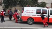 El-Muğayyir Köyünde Çıkan Çatışmalarda Üç Filistinli Yaralandı
