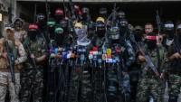 Gazze Direniş Gruplarının Tamamı General Kasım Süleymani'nin Şehadetini Başta Hazreti İmam Hamanei'ye, İran İle Irak Devleti Ve Milletine Başsağlığı Dileğinde Bulundu