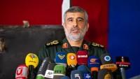 İran Devrim Muhafızları Hava-Uzay Komutanı:  ABD İHA'larının merkezle irtibatını kestik
