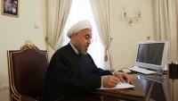 Hasan Ruhani: İran halkı Tümgeneral Süleymani'nin intikamını alacaktır