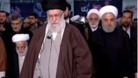 İmam Seyyid Ali Hamanei: Süleymani'nin Şehadeti ve Amerikan Üssünün Vurulması Allah'ın Günlerinden Bir Gündür!