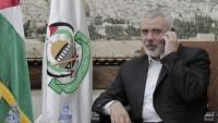 Hamas lideri Heniyye'den İran Dışişleri Bakanı'na Süleymani için başsağlığı telefonu