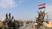 Suriye ordusu Nusra Teröristlerine Ağır Darbeler Vuruyor