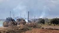 Suriye ordusu, İdlib'de stratejik bir bölgede kontrol sağladı