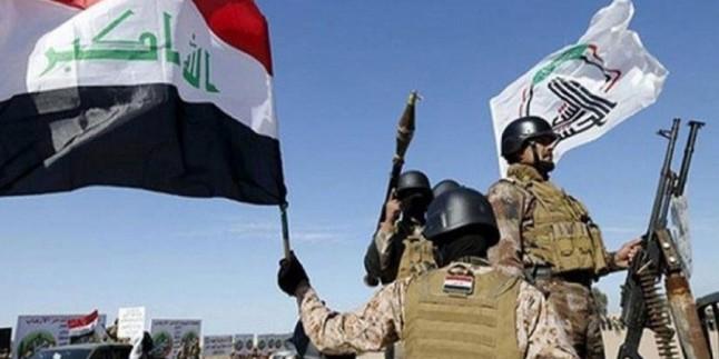 Haşdi Şabi Mücahidleri 5 IŞİD Teröristi Öldürdü