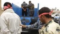 Irak Güvenlik Güçleri Çok Sayıda Patlayıcı İle Birlikte 3 Işid Teröristini Sağ Olarak Ele Geçirdi