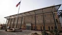 Bağdat'ta ABD Büyükelçiliği yakınlarına füze atıldı