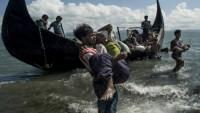 Arakanlılar Denizde Boğuldu