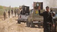 Haşdi Şabi, IŞİD'in el Anbar'a 2. saldırısını püskürttü
