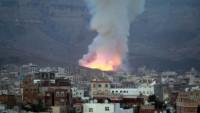 Suudi savaş uçakları Yemen'e saldırdı