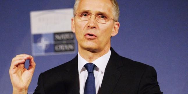NATO'dan Suriye'deki teröristlere destek açıklaması