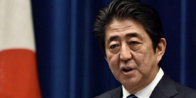 Shinzo Abe: Japonya Batı Asya'da hiç bir operasyona katılmayacak