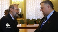 İran ve Suriye meclis başkanları görüştü