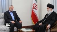 Hamas Başkanı: İsmail Heniyye'den İslam inkılabı rehberine zafer yıldönümü kutlama mesajı