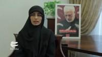 """Şehit El'Mühendisin Ailesi: """"Biz İslam İnkılabı Rehberinin askerleriyiz"""""""