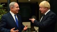 Johnson ile Netanyahu, sözde barış planını görüştü