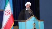 Ruhani: ABD'nin İran milletine yaptırımı teröristçe bir girişimdir