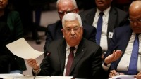 Siyonist Mahmut Abbas: Batı Kudüs İsrail'in, Doğu Kudüs ise Filistin'indir!