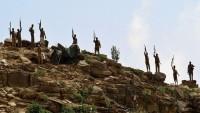 Yemen Hizbullahı El Gil Bölgesinde Kontrol Sağladı