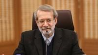 İslami Şura Meclisi Başkanı Laricani Suriye'de