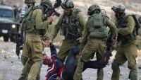Onlarca Filistinli Siyonistlerin Nablus'un Güneyine Saldırısında Yaralandı