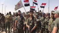 Suriye birlikleri idlib'de ilerlemeye devam ediyor