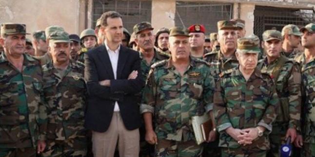 Suriye ordusu: Türkiye'nin saldırılarına karşı koymaya tam hazırlıklıyız
