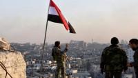 Suriye ordusu Halep'te ilerliyor