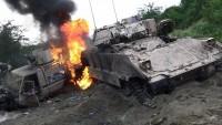 Suudi Arabistan'ın güney sınırlarında onlarca işbirlikçi öldürüldü