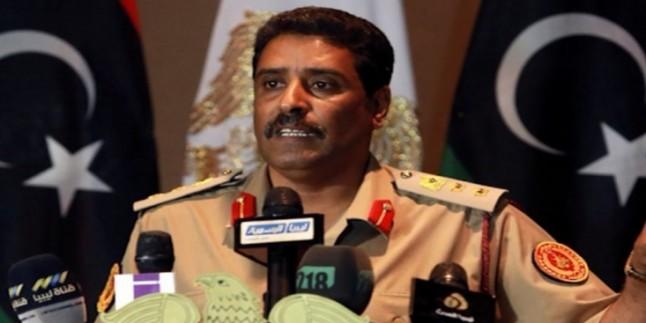 Libya Ulusal Ordusu: Türkiye, Libya'ya Günlük 400 Paralı Asker Gönderiyor