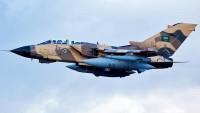 Yemen ordusu Suudi savaş uçaklarını geri püskürttü