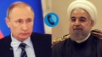 İran ve Rusya cumhurbaşkanlarından Astana vurgusu