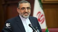 İran Yargı Erki: İlaç yaptırımları, ABD'nin işlediği cinayetleri için bariz örnektir