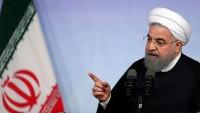 İran Cumhurbaşkanı Ruhani: Ülkenin karşı karşıya olduğu bu zor günler geçecek