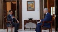 Beşar Esad: Suriye ordusunun ABD işgalcilerine karşı operasyonu çok yakında başlayacak