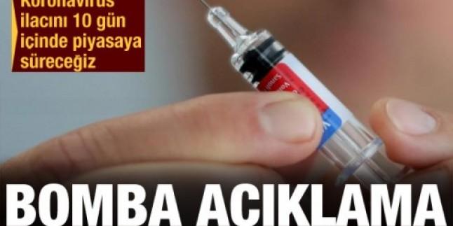 İran: Koronavirüs ilacını 10 gün içinde piyasaya süreceğiz