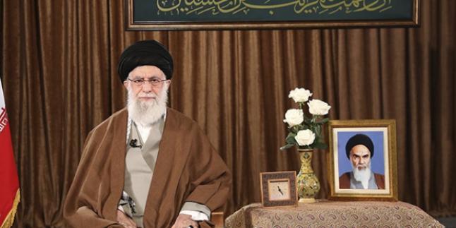 İmam Ali Hamanei: Hiç bir akıllı insan Amerikalıların yardımını kabul etmez