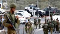 Filistinli genç, Tel-Aviv'de anti Siyonist operasyon gereçekleştirdi