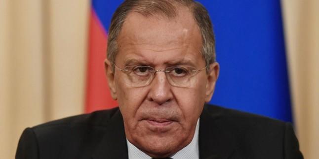 Lavrov: Hafter'in Libya'da hükümet ilan etmesini kabul etmiyoruz