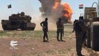 Haşdi Şabi, kuzeyde IŞİD teröristlerine karşı geniş çaplı operasyon başlattı