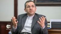 Tahtı Revançi: İran'a yönelik silah ambargosunun uzatılması girişimi, 2231 sayılı kararnameye aykırıdır