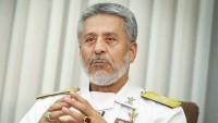Amiral Seyyari: Savunma ihtiyaçlarımız için ecnebilere ihtiyacımız yok!