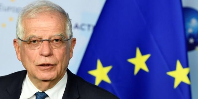 Borrell: Libya savaşı, Avrupa'nın çıkarlarını tehdit ediyor