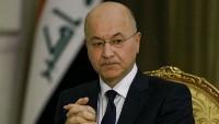 Irak cumhurbaşkanı ABD'li yetkililerle görüştüğüne dair iddiaları yalanladı