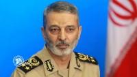 İran İslam Cumhuriyeti Ordusu Genel Komutanı: Ordu ve Devrim Muhafızları birlikteliği, İran düşmanlarını darboğaza sokmuştur