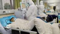 İngiltere'de müslüman doktorlar koronavirüs ile mücadelede en ön saftalar