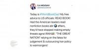İran dışişleri bakanlığı sözcüsü: Amerikalı yetkililer kitap okusunlar