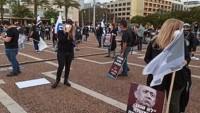 Siyonist Rejim İsrail'de Netanyahu'ya tepki